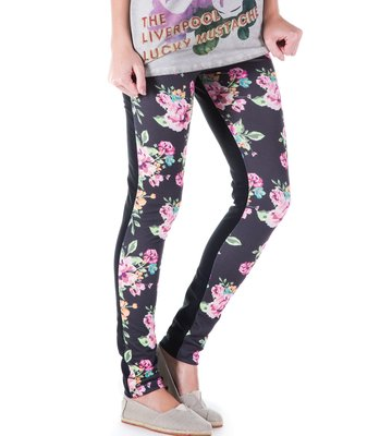 LEGGING ESTAMPADA LUCKY FLOWER