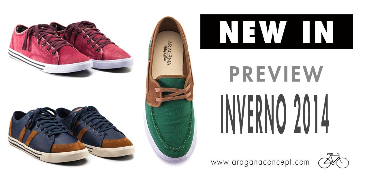 NEW IN - SHOES MASCULINO