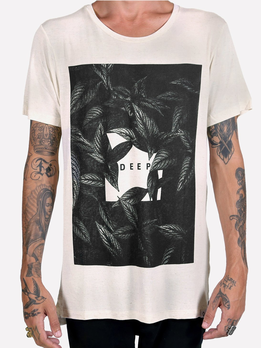 Foto do Camiseta Oliv Deep