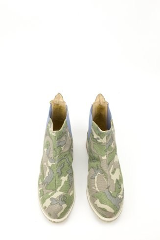 Army chelsea boot