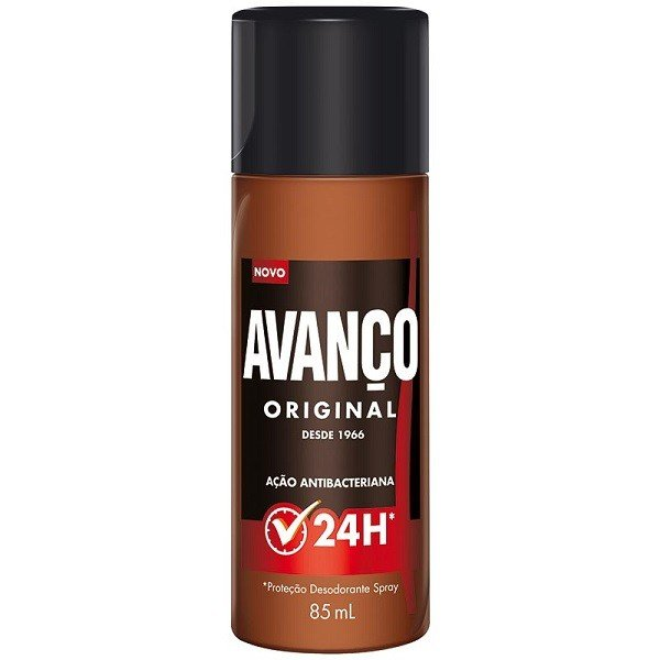 Desodorante Spray Avanço Original com 90ml