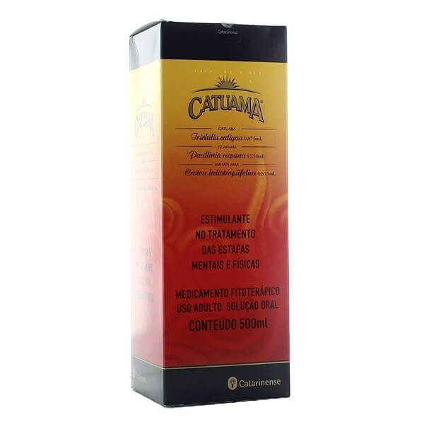 Catuama com 500ml
