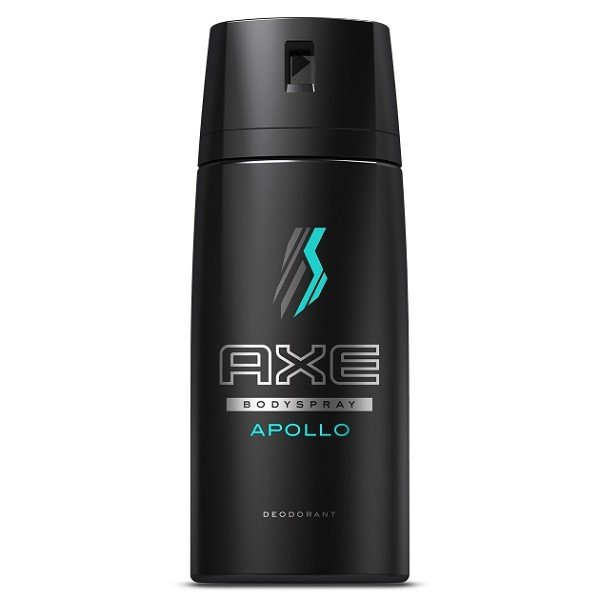 Desodorante Spray Axe Masculino Body Apollo com 150ml