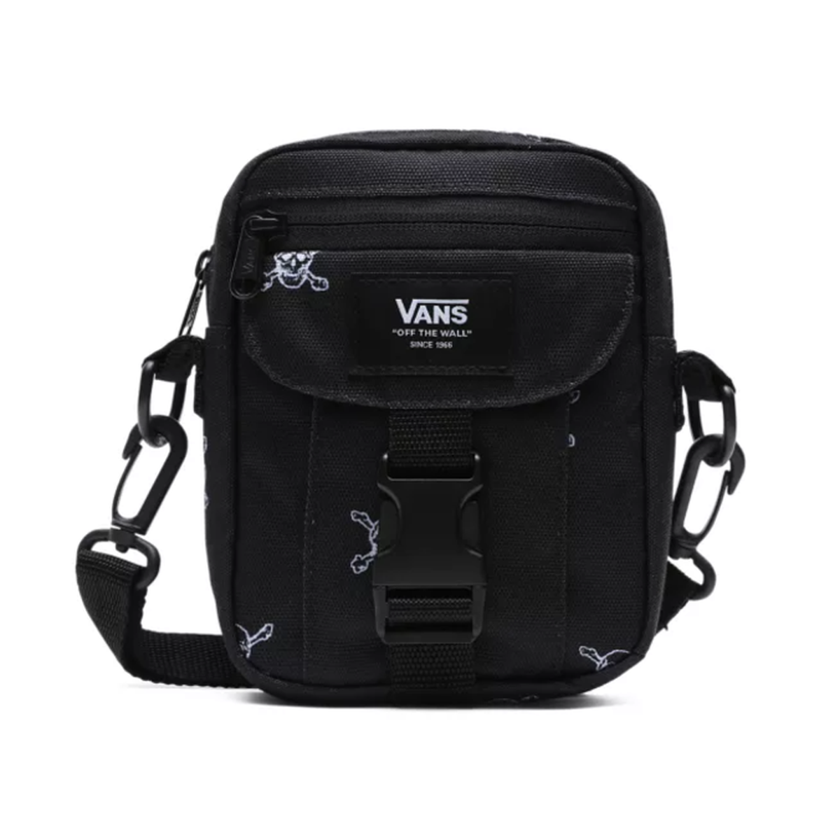 SHOULDER BAG VANS NEW VARSITY BLACK