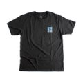 CAMISETA VANS CLASSIC AVE CHROME SS BLACK
