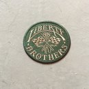 imagem do produto Patch - Liberty Art Brothers Green | Patch – Liberty Art Brothers / Green