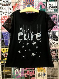 T-SHIRT THE CURE LOVESOUNDS
