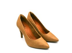 Scarpin Ina Light Tan