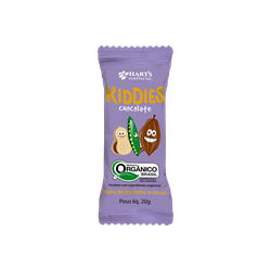 Barra de Proteína Kiddies Orgânica Chocolate