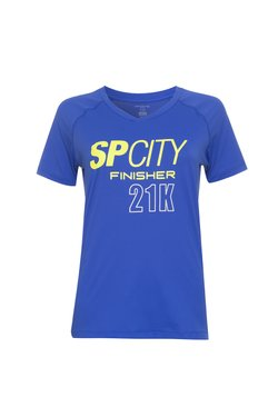 Camiseta Feminina Sp City Finisher 21K