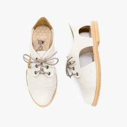 Trama Cutout Oxford