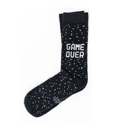Meia - Game Over Black