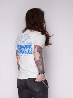 Camiseta Forever Vacation Records