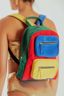 Mochila Day Colorblock