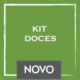 Coffee Delight - Kit Doces