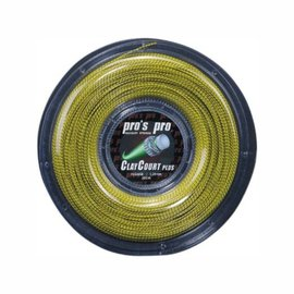 Rolo de corda Pros Pro Clay Court Plus - 1.30mm/200m