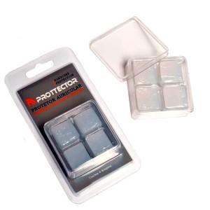 Protetor Auricular Dogma Transparente Silicone - kit com 20 pares 9e55e8aa9b