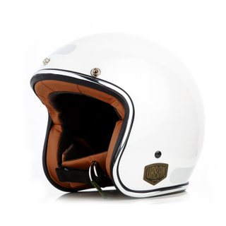 Capacete - Urban White Flake | Helmet – Urban White Flake