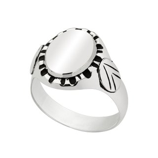 Anel – Untitled serie II 100% Prata | Ring – Untitled serie II 100% Silver