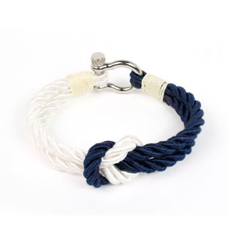 Pulseira - Sailor Blue&Raw | Bracelet - Sailor Blue&Raw
