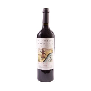 Vinho Fishing Monkey Malbec 750ml  | Vinho Fishing Monkey Malbec 750ml