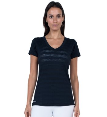 Blusa Camiseta Black Stripes