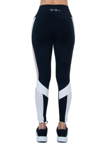 Legging White Tulle Supplex®