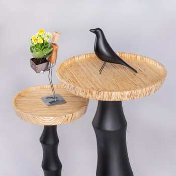 Bamboo table M