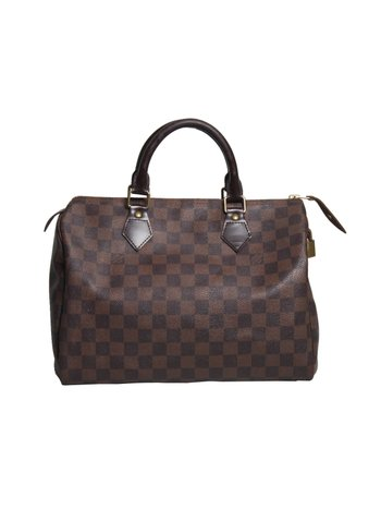 Bolsa Louis Vuitton Speedy 30 Damier