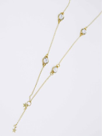 Colar Falling Star Necklace
