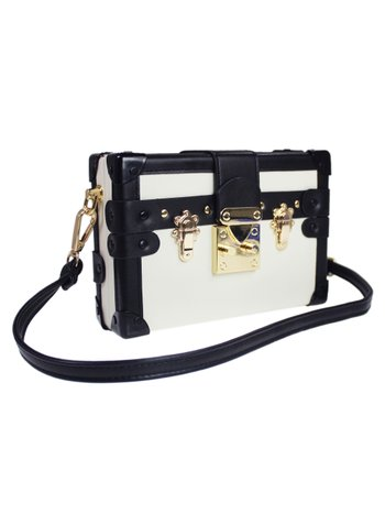 Clutch Chiara Off White