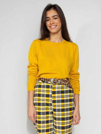 Tricot Juliana Yellow