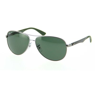 Óculos de Sol Ray Ban Aviador Tech RB8313-004/N5 61