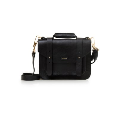 PASTA SATCHEL MINI PRETO