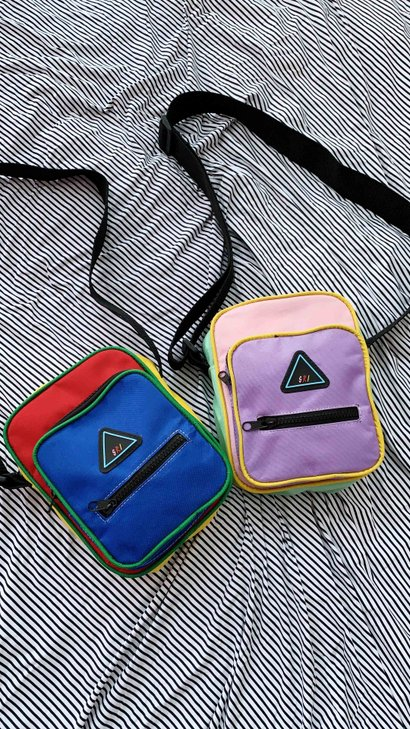 Shoulder Bag Colorblock