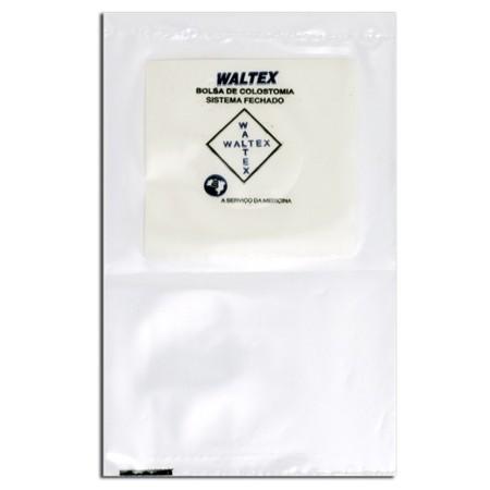ae01ac80b Bolsa de Colostomia Descartável (10 unidades) Waltex - Ortoponto
