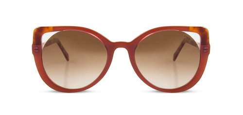 Wilma Solar Rose + Demi Loiro | Wilma Terracotta W/ Cream Color
