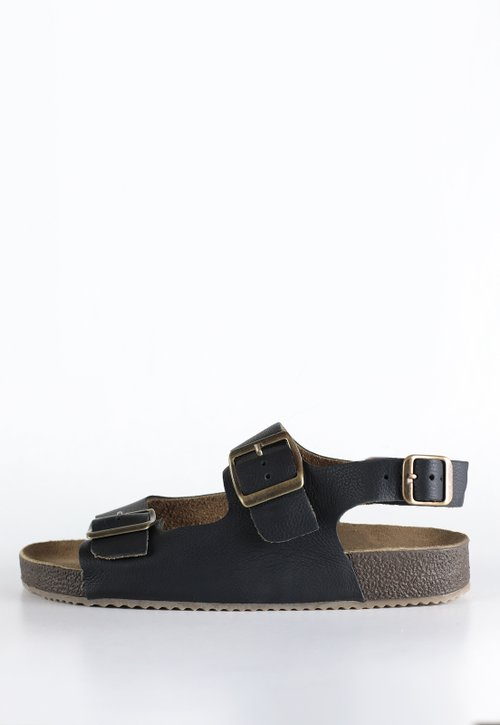 BIRKEN ankle - black