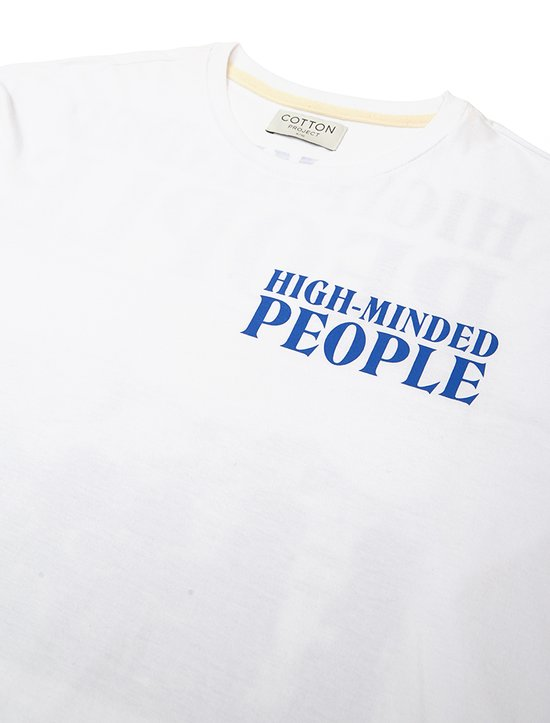 T-shirt High Minded People