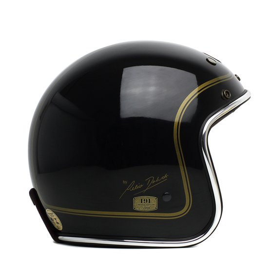 Capacete Open Face Urban - Dobrucki Signature