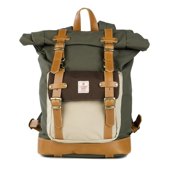 Mochila THE EXPLORER - Colours Olive