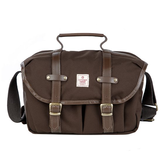 Bolsa fotográfica TRAVELLER - Brown