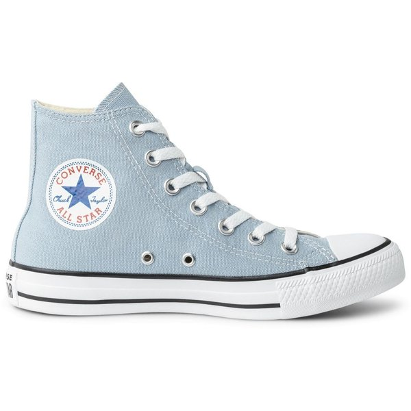 TÊNIS CONVERSE HIGH CT ALL STAR SEASONAL AÇO AZUL