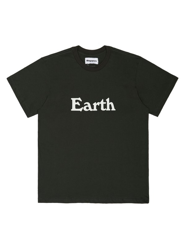 CAMISETA SINGAPURA EARTH