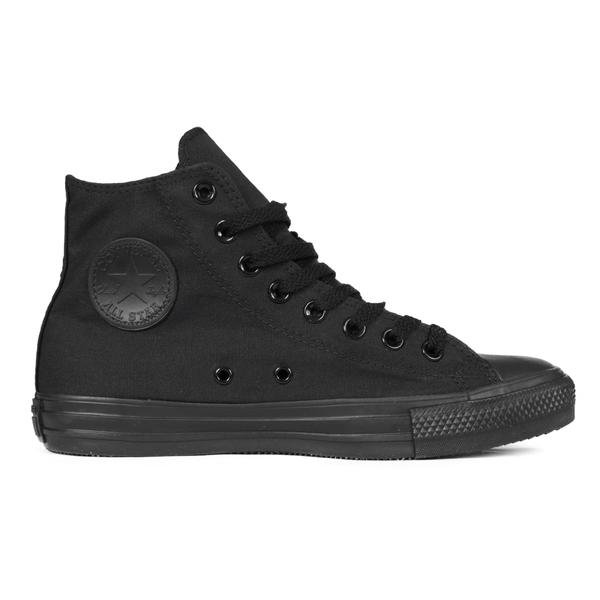 TÊNIS CONVERSE ALTO CT ALL STAR MONOCHROME PRETO