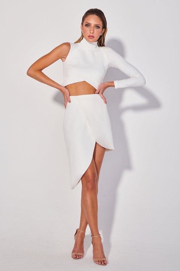 Foto do produto Saia Berili Off-White | Berili Skirt Off-White