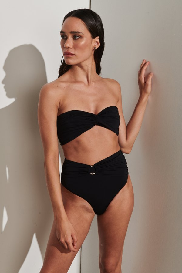 Foto do produto Biquíni Gallipoli Preto | Gallipoli Bikini Black