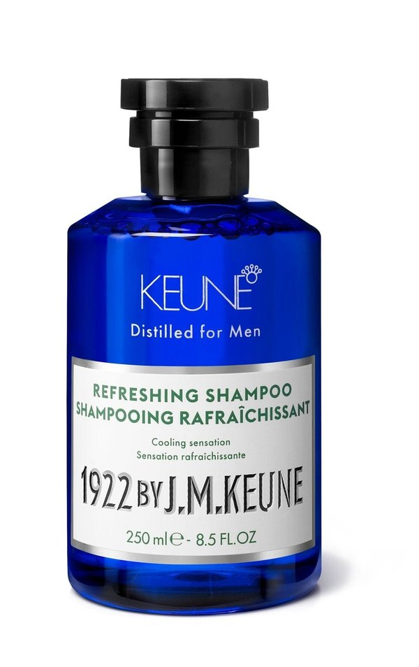 Foto do produto 1922 BY J.M. KEUNE REFRESHING SHAMPOO