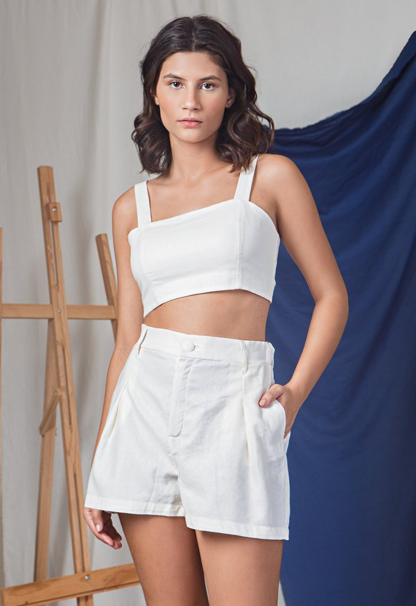 Foto do produto SHORTS TULUM - OFF WHITE