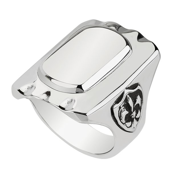 Anel - Louis 100% Prata | Ring – Louis 100% Silver